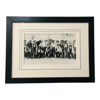 Texas Ranger Photo from 1892 For Sale