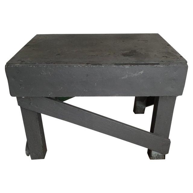 Vintage Distressed Farm Table - Image 1 of 8