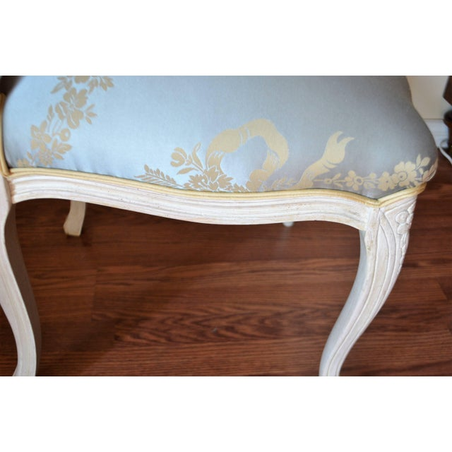 2010s Louis XV Style Dining Room Chairs for Custom Order For Sale - Image 5 of 11