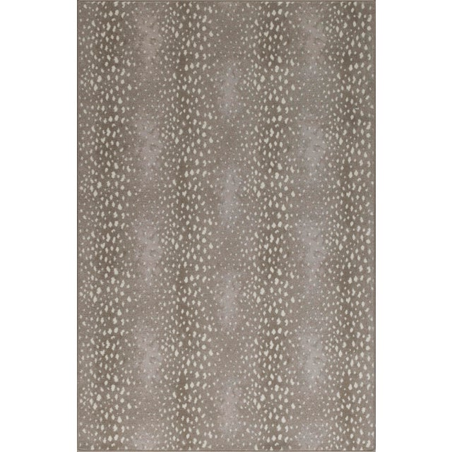 "2010s Stark Studio Rugs Deerfield Stone Rug - 5'3"" X 7'10"" For Sale - Image 5 of 5"