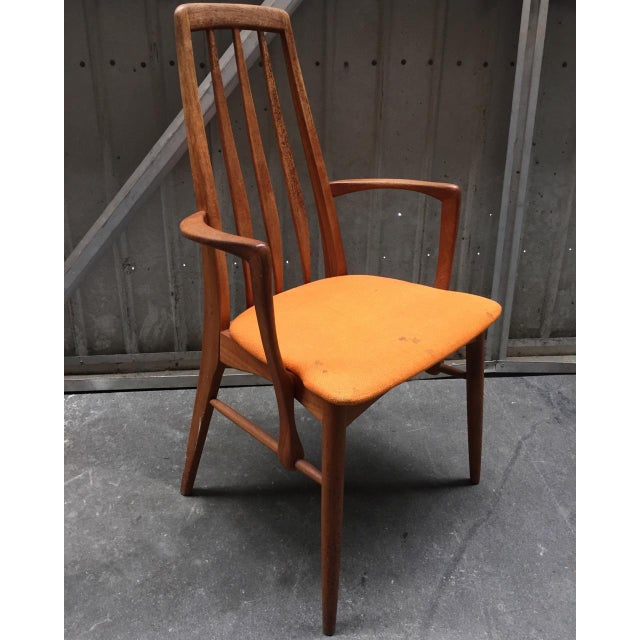 Niels Koefoed for Hornslet Dining Chairs - Set of 4 - Image 4 of 5