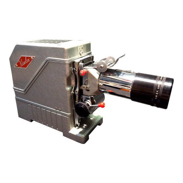 View Lex Circa 1950 Film Projector in 100% Original State For Sale