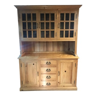 Pine Hutch by La Paloma Design For Sale