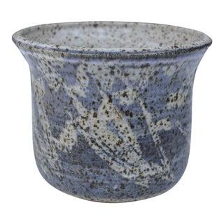 Mid-Century Studio Crafted Ceramic Planter For Sale
