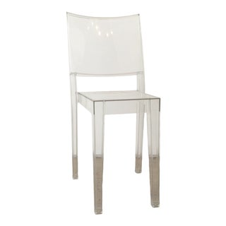 "Kartell ""La Marie"" Ghost Chair by Philippe Starck For Sale"
