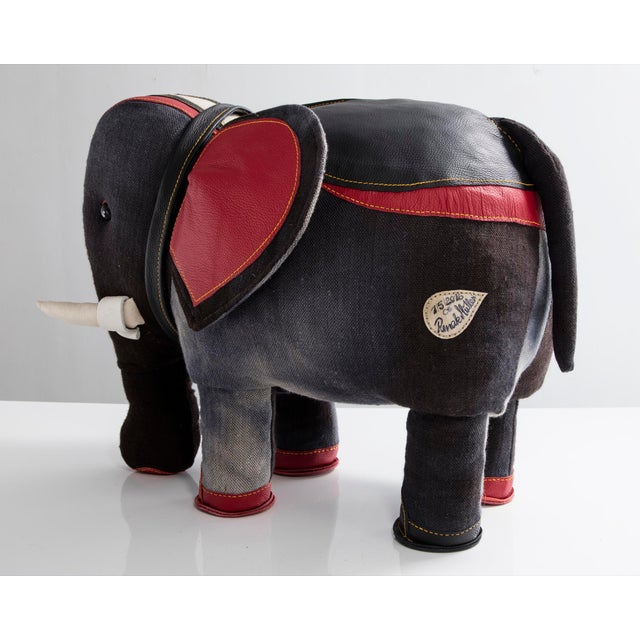 """Contemporary """"Therapeutic Toy"""" Elephant by Renate Müller For Sale - Image 3 of 5"""