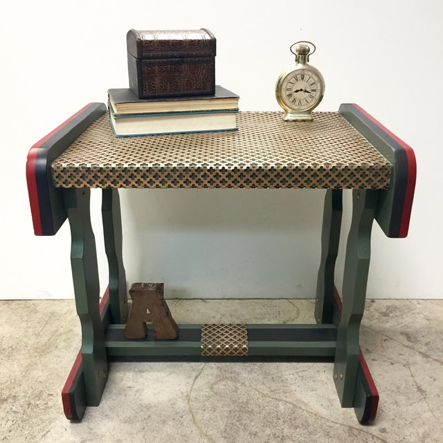 Gucci Inspired Side Tables - A Pair - Image 5 of 11
