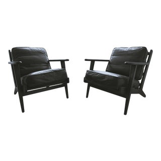 Four Hands Brooks Adirondack Lounge Chair- A Pair For Sale