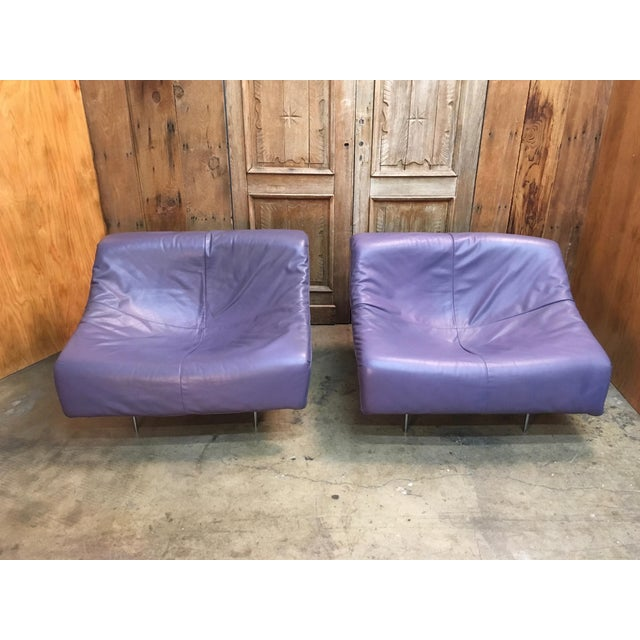 Metal Vintage Mid Century Gerard Van Den Berg Butterfly Chairs- A Pair For Sale - Image 7 of 13