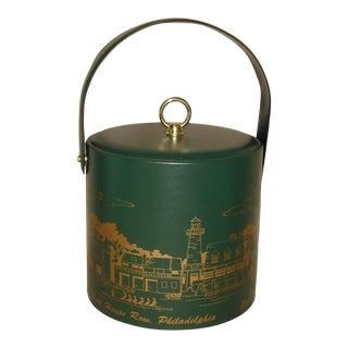 Georges Briard Philadelphia Ice Bucket For Sale