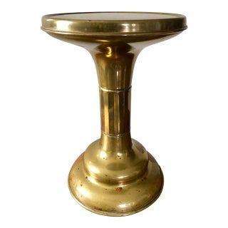 Art Deco Brass Stand For Sale