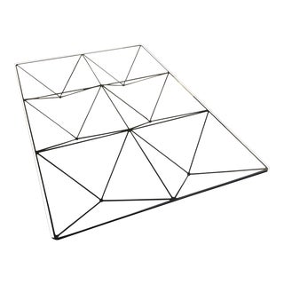 Paolo Piva Alanda Rectangular Coffee Table for B&b Italia For Sale