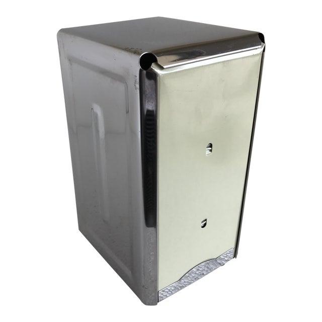 Steel Diner Napkin Dispenser For Sale