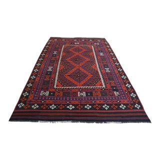 Afghan Maimana Kilim For Sale
