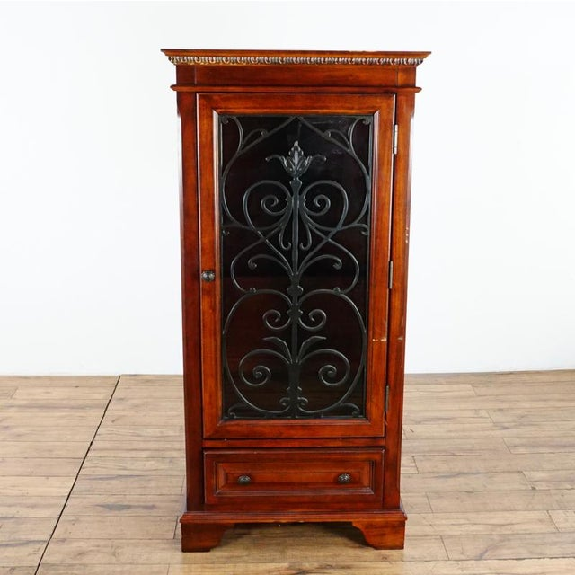 Shenandoah Valley Wine Cabinet For Sale - Image 13 of 13