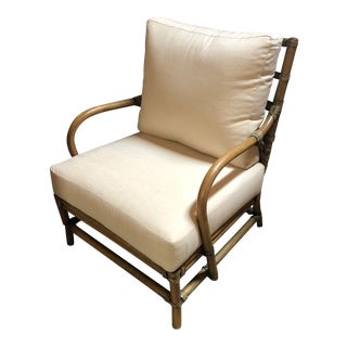 Contemporary Selemat Designs Tan Ava Lounge Chair