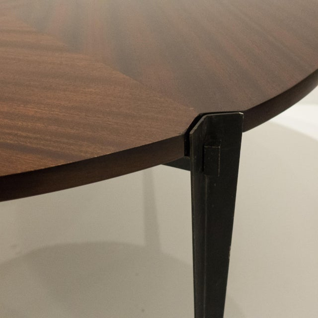 Mahogany Osvaldo Borsani Cocktail Table For Sale - Image 7 of 8