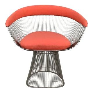 Circa 1970s Warren Platner for Knoll Dining Chair
