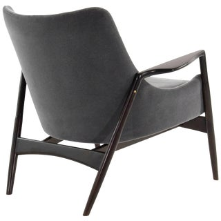 1950s Ib Kofod-Larsen Lounge Chair For Sale