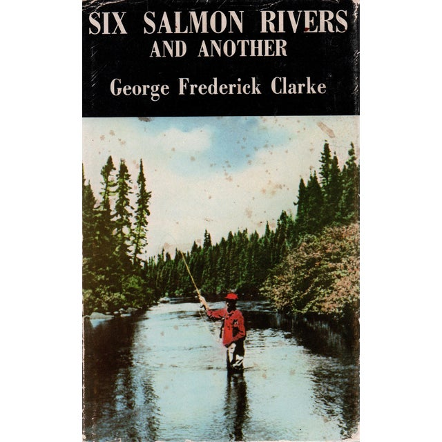 """Paper 1977 """"Six Salmon Rivers and Another"""" Collectible Book For Sale - Image 7 of 7"""