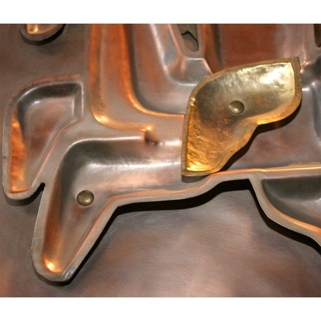 French Copper Plaque For Sale - Image 13 of 19