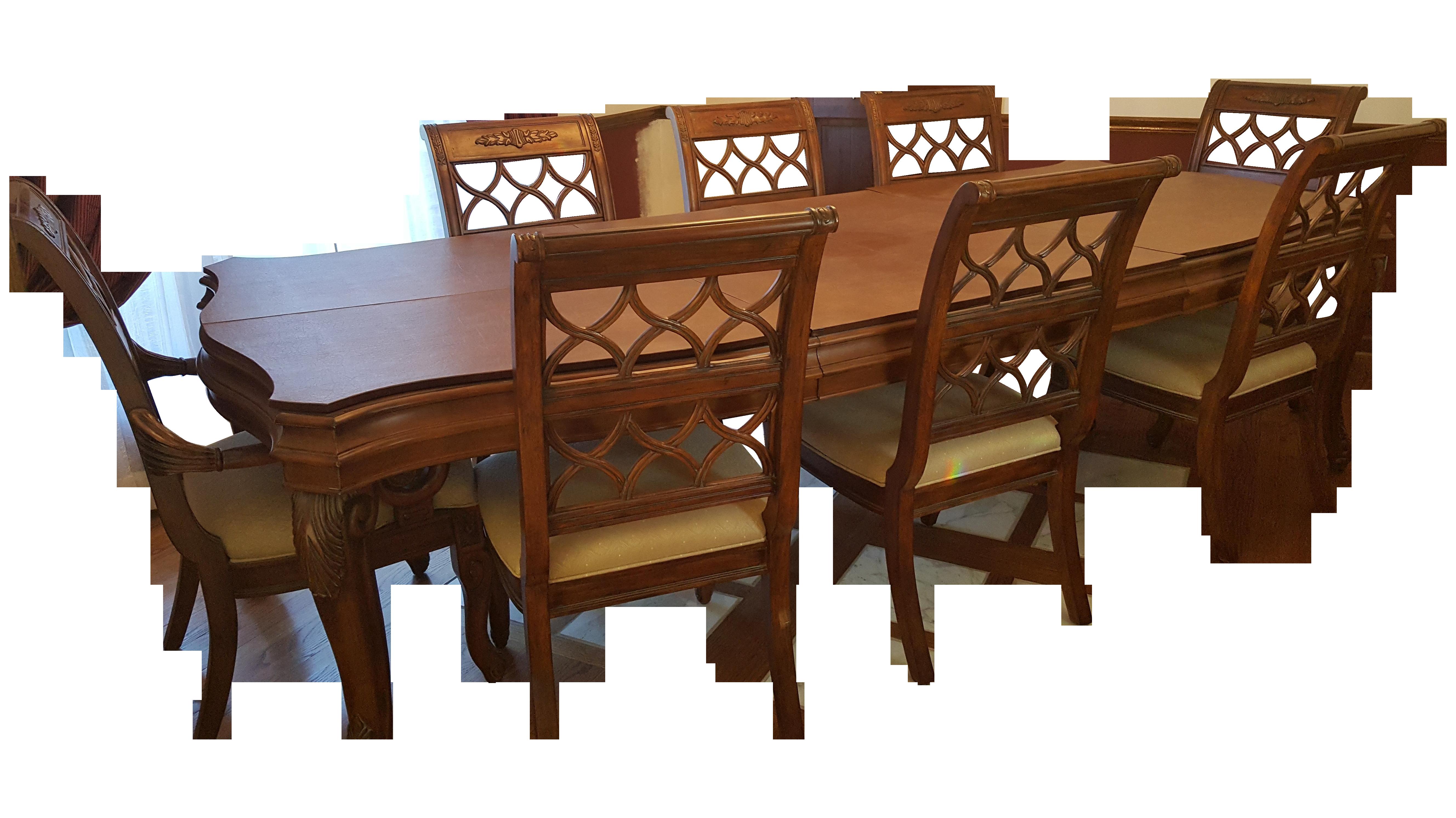 Drexel Heritage Talavera Dining Set