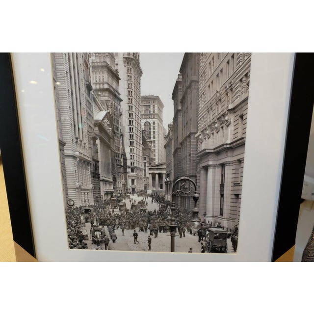 2010s Cityscape & Architecture Framed Black & White Photograph For Sale - Image 5 of 6