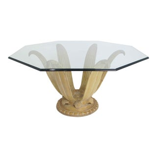 1970s Hollywood Regency Style Table For Sale