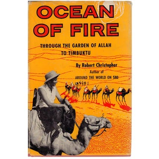 Ocean of Fire by Robert Christopher with Erik James Martin
