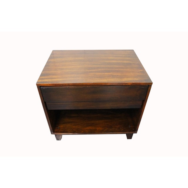 Mid-Century Modern Nightstands- A Pair - Image 3 of 9