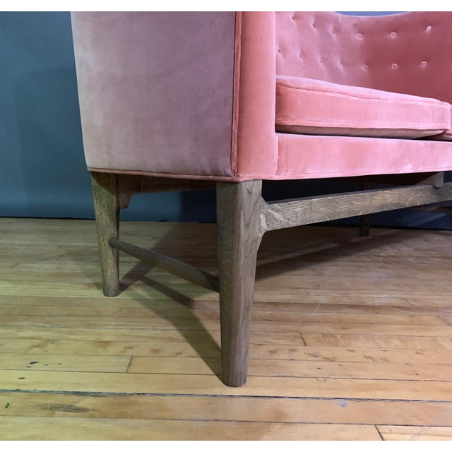 2010s Arne Jacobsen, Flemming Lassen 2-Seat Mayor Sofa For Sale - Image 5 of 10