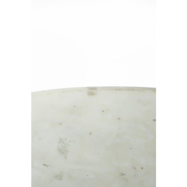 Marble & Chrome Coffee Table - Image 6 of 9