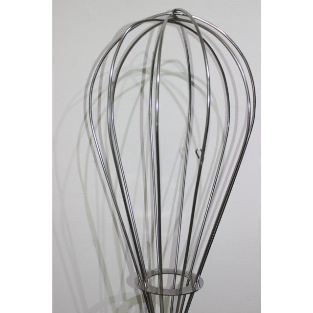 Scale Wisk Wall Sculpture by Curtis Jere for Artisan House For Sale - Image 10 of 13