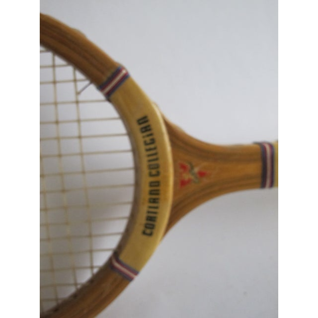 Cortland Collegian Tennis Racquet - Image 4 of 6