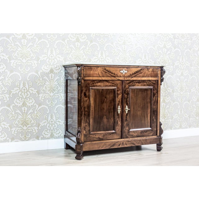 Mid 19th Century 19th Century Louis Philippe Cabinet For Sale - Image 5 of 13