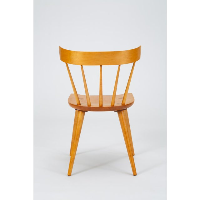 Tan Planner Group Chairs by Paul McCobb- Set of 4 For Sale - Image 8 of 13