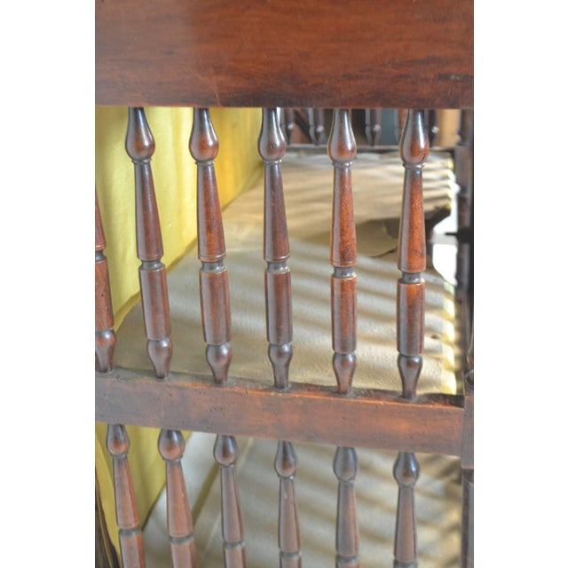 Mid 18th Century 18th Century Walnut Panetiere From Provence For Sale - Image 5 of 6