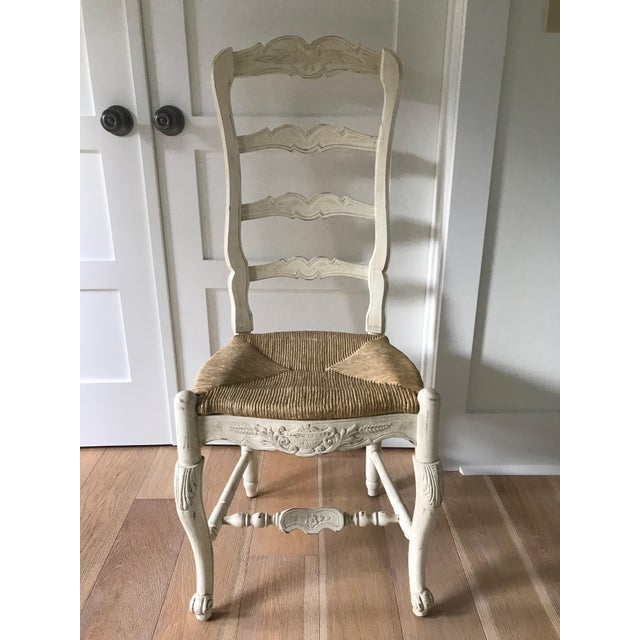 1990s Vintage Habersham Country French Dining Chairs Set Of 6