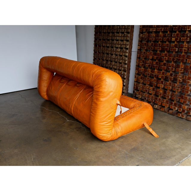 """1970s """"Anfibio"""" Sofa by Alessandro Becchi For Sale - Image 5 of 13"""