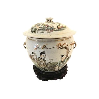 Chinese Export Ginger Jar For Sale