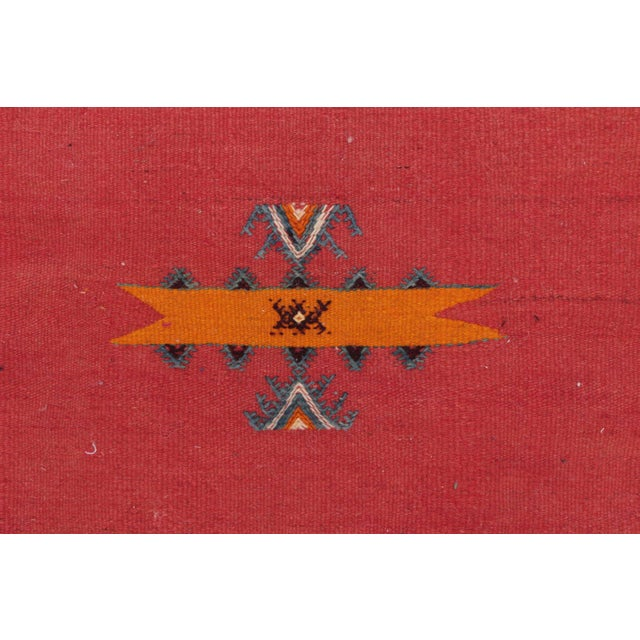 """Type of Rug : Aknif Dimensions : 1'11"""" x 3'3"""" feet / 60 x 100 cm Material : 100% wool Country of Origin : Morocco"""