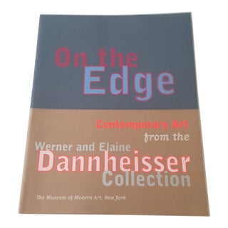 """Art From the Dannheisser Collection Museum of Modern Art"" 1997 First Edition Art Book For Sale"