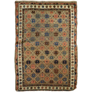 Antique Kurdish Rug For Sale