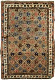 Image of Terra Cotta Traditional Handmade Rugs