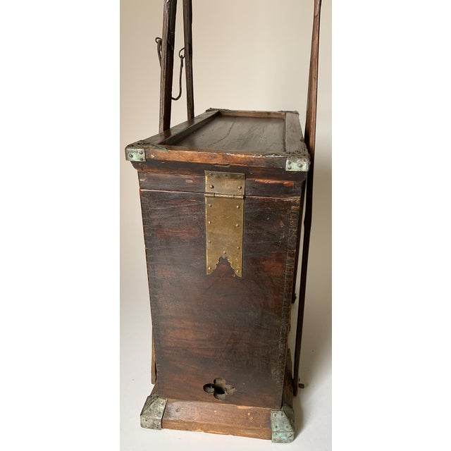 1910s Chinese Bellows Cabinet For Sale - Image 12 of 13