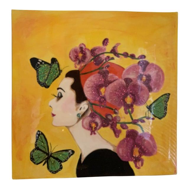 Ashley Longshore Original Painting For Sale
