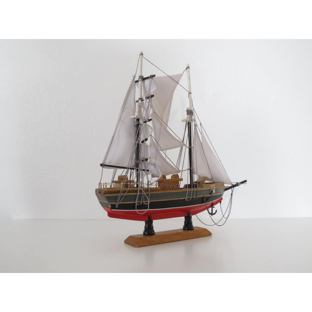 """Blue Nose"" Ship Model For Sale In Los Angeles - Image 6 of 9"