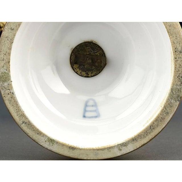 Royal Vienna Porcelain Urn For Sale - Image 4 of 5
