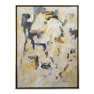 "Abstract Laurie MacMillan ""Safari"" Painting For Sale"