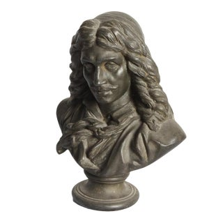 Bust of Moliere